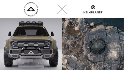 Alpha Motor Corporation and Heimplanet Collaboration