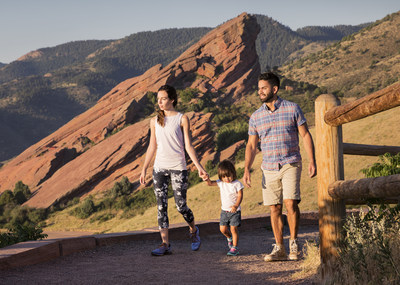 Denver, Colorado is the perfect basecamp for unforgettable summer adventures for all ages, interests and skill levels. With the Rocky Mountains as the city's backyard, visitors can explore the great outdoors with tours, hikes, scenic road trips and more; and then they can end their day with the comforts and amenities of a modern city. (Credit: VISIT DENVER)