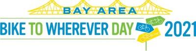 Bay Area Bike to Wherever Day 2021 logo