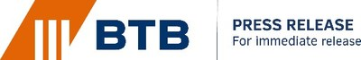 Logo (CNW Group/BTB Real Estate Investment Trust)