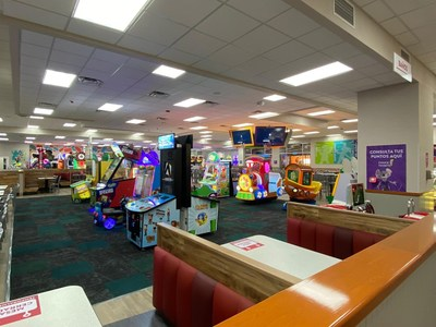 CHUCK E. CHEESE INTERNATIONAL EXPANSION CONTINUES WITH NEW STORE IN EL SALVADOR