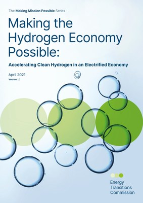 ETC Global Hydrogen Report - Cover