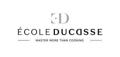 École Ducasse logo (PRNewsfoto/École Ducasse)