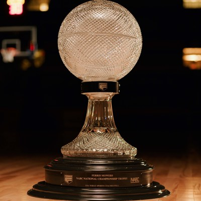 The Baylor Bears were presented with the Ferris Mowers National Association of Basketball Coaches (NABC) National Championship Trophy, closing out the Ferris Mowers Coaches Poll for the 2020/2021 NCAA Men's Basketball season.