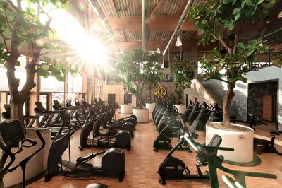 "Gold's Gym Introduces the ""Gym of the Future"" with Berlin Flagship Campus"
