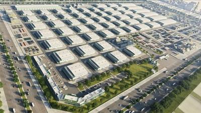 OSC Rendering (PRNewsfoto/King Salman Energy Park (SPARK))