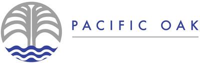 Pacific Oak Capital Markets Group LLC Logo (PRNewsfoto/Pacific Oak Capital Markets Gro)