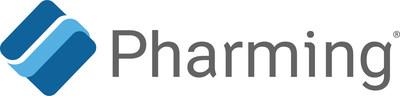 Pharming Group N.V. logo (PRNewsfoto/Pharming Group N.V.)