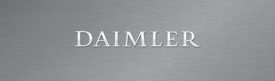 Daimler Logo (PRNewsFoto/Daimler Corporate Communications) (PRNewsFoto/Daimler Corporate Communications)