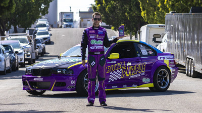 Royal Purple and Formula DRIFT Partnership confirmed for 2021 season.