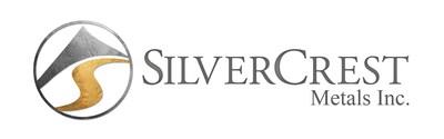 SilverCrest Metals Inc. Logo (CNW Group/SilverCrest Metals Inc.)