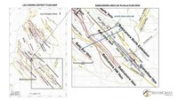 Maps and Figures (CNW Group/SilverCrest Metals Inc.)