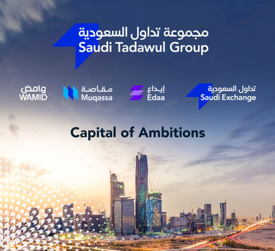 The Saudi Stock Exchange (Tadawul) Announces Its Transformation into A Holding Company (Saudi Tadawul Group) In Preparation for IPO