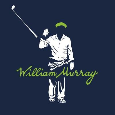 William Murray Golf logo