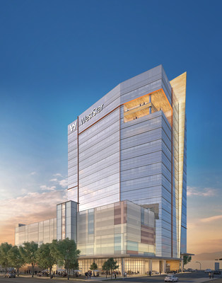 Corralito Restaurant to locate at WestStar Tower in Downtown El Paso, TX. (PRNewsfoto/Hunt Companies)