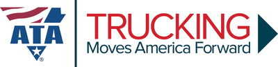 American Trucking Associations is the largest national trade association for the trucking industry. Through a federation of 50 affiliated state trucking associations and industry-related conferences and councils, ATA is the voice of the industry America depends on most to move our nation's freight.Trucking Moves America Forward. (PRNewsFoto/American Trucking Associations)
