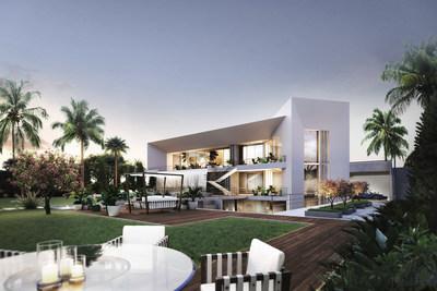 Dar Al Arkan | Versace Home Interiors (PRNewsfoto/Dar Al Arkan)