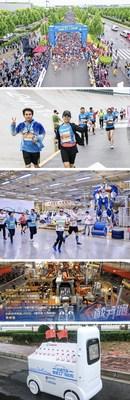 GWM hosts marathon in the smart factory to show its scientific charm