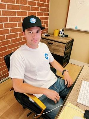 Jon Zacharias, Co-Founder of GR0
