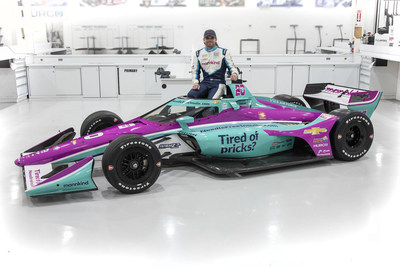 Conor Daly, who is living with Type 1 Diabetes, will drive the No. 20 MannKind Chevrolet at the May 15th running of the GMR Grand Prix at Indianapolis Motor Speedway.