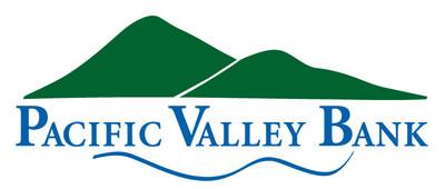 Pacific Valley Bank Logo (PRNewsfoto/Pacific Valley Bank)