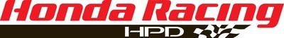 Honda Racing HPD Logo. (PRNewsFoto/Honda Performance Development, Inc.) (PRNewsFoto/HONDA PERFORMANCE DEVELOP...) (PRNewsfoto/Honda Racing)