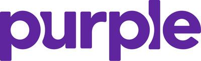 Purple (PRNewsfoto/Purple Innovation, Inc.)