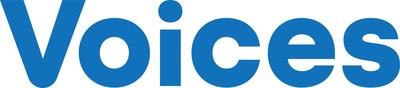 Voices Inc. Logo (PRNewsfoto/Voices Inc.)