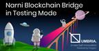 Online Blockchain plc: Umbria Network's Narni Blockchain Bridge in Testing Mode