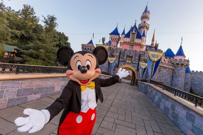 Disneyland Resort guests can experience unforgettable moments at the Happiest Place on Earth in Anaheim, Calif.