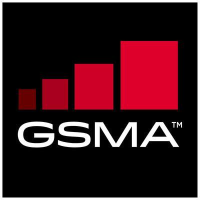 GSMA logo (PRNewsfoto/GSMA)