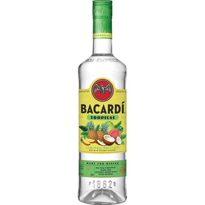 BACARDÍ Tropical Flavored Rum