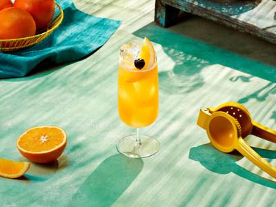 BACARDÍ Tropical Sunset Cocktail