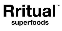 Rritual Logo (CNW Group/Rritual Superfoods Inc.)