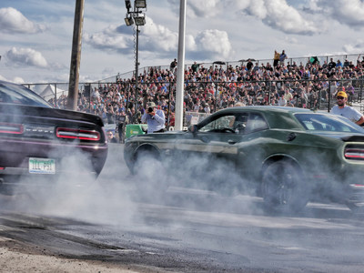 Start Your Engines: 'Roadkill Nights Powered by Dodge' Announces Hellcat Grudge Race Participants and Opens Registration